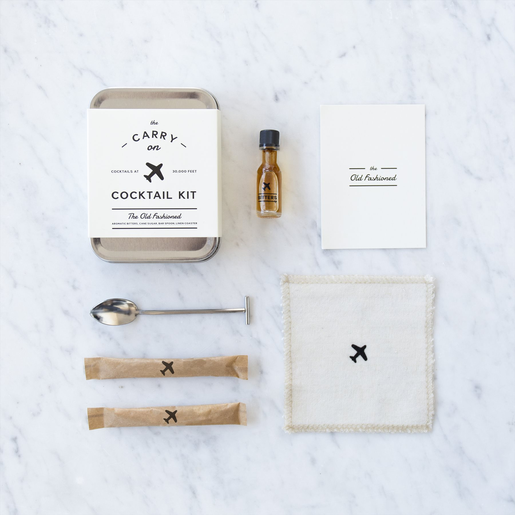 Cocktail Kit Old Fashioned